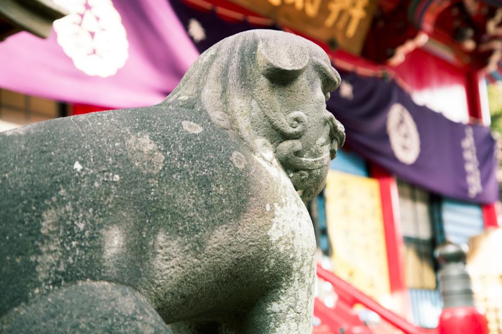 パワースポット神社