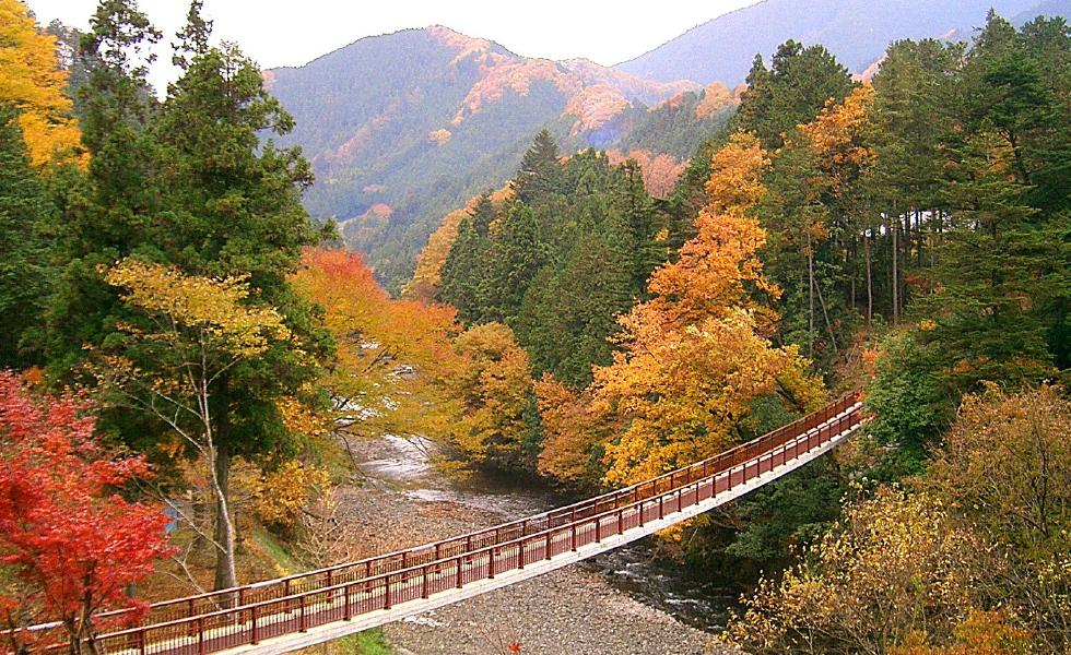 撮影スポット・秋川渓谷
