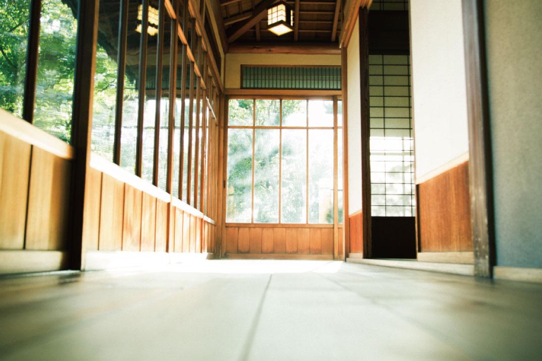 代官山・旧朝倉邸