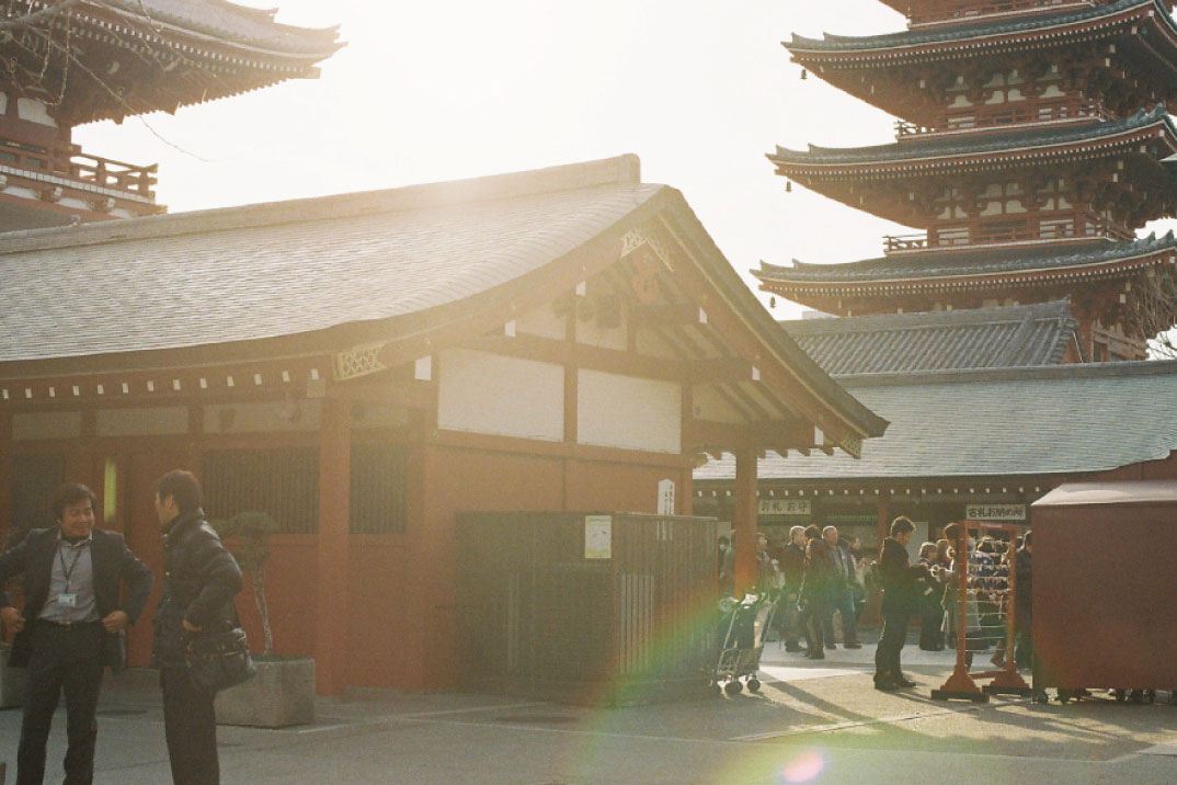 浅草 浅草寺