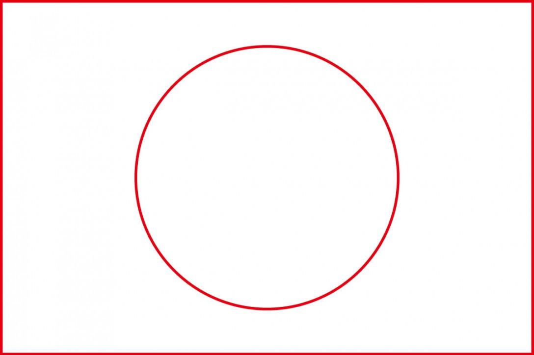 被写体が引き立つ!日の丸構図