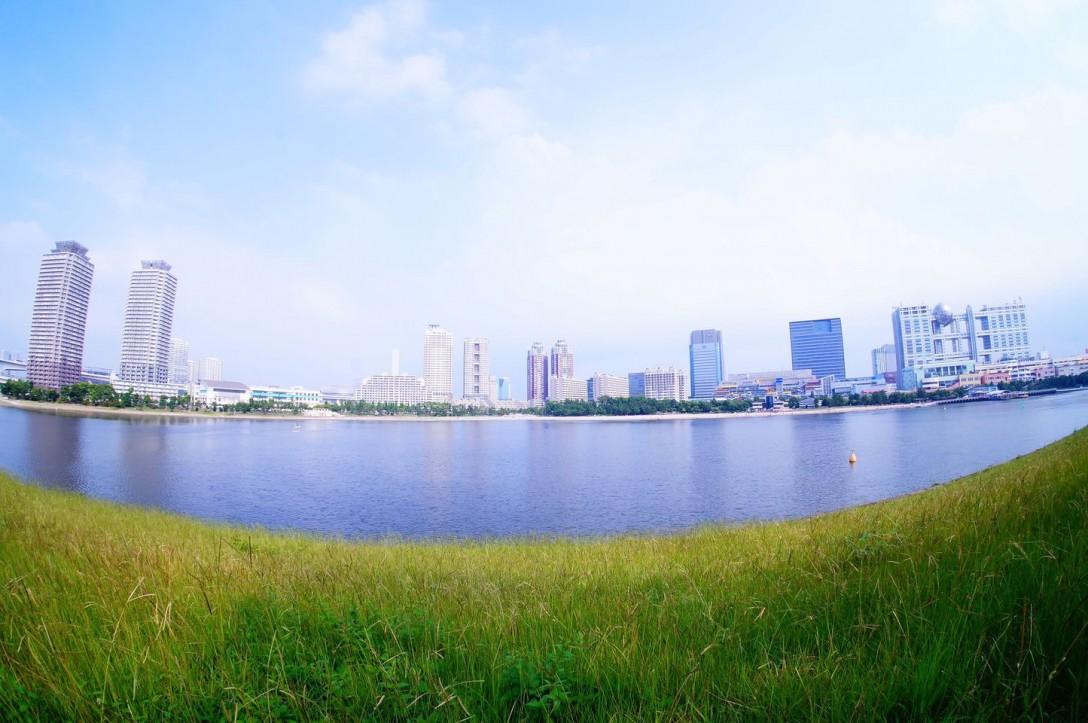 東京・台場公園
