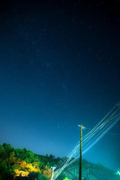 香川県まんのう町の魅力に迫る! DAY 1 ~星空を撮る~