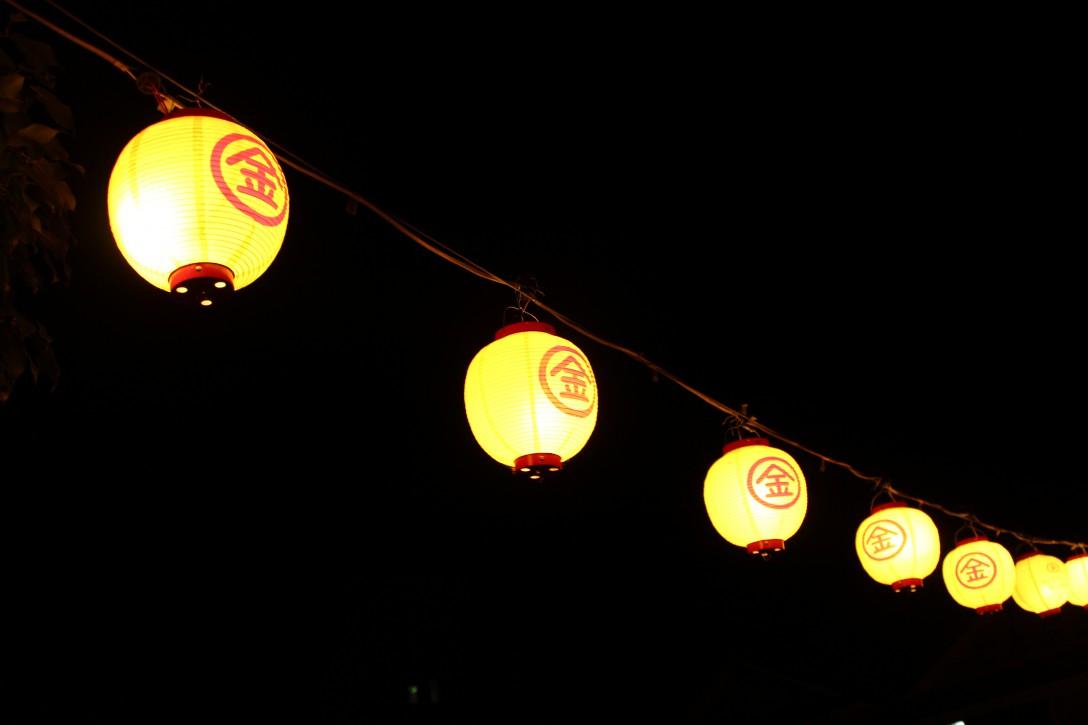 琴平*例大祭の前夜