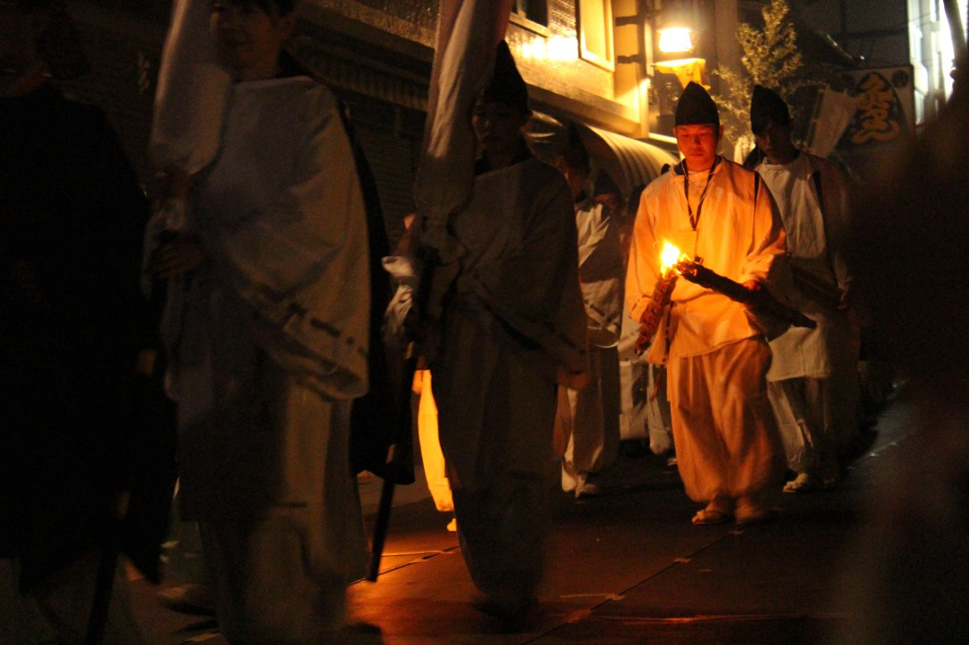 琴平2日目の夜*例大祭
