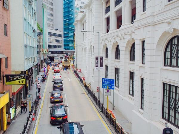 香港女子旅