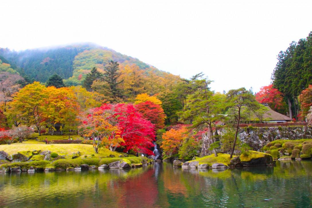 古峯神社へ