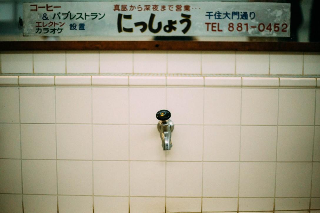 【レトロ写真】昔の街並がそのままに!江戸東京たてもの園。