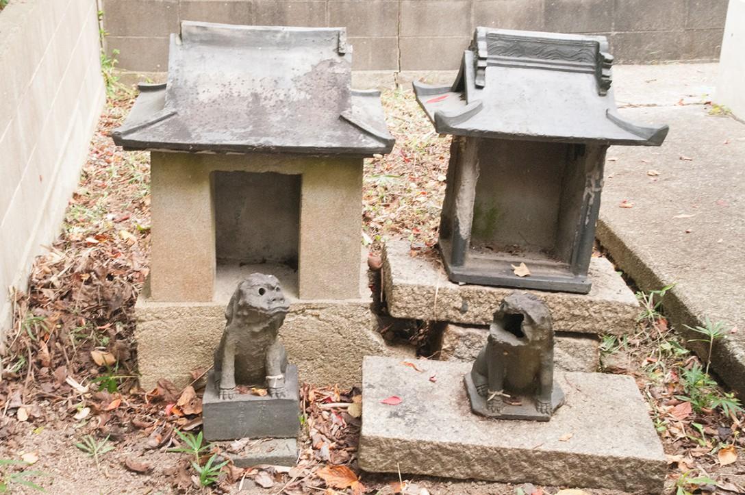 香川県坂出市 岩黒島(いわくろじま) 大天狗神社