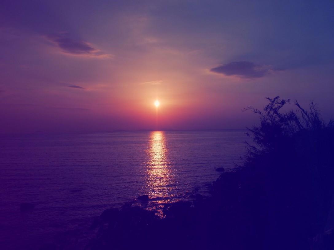 香川県三豊市 紫雲出山(しうでやま/しうんでやま)
