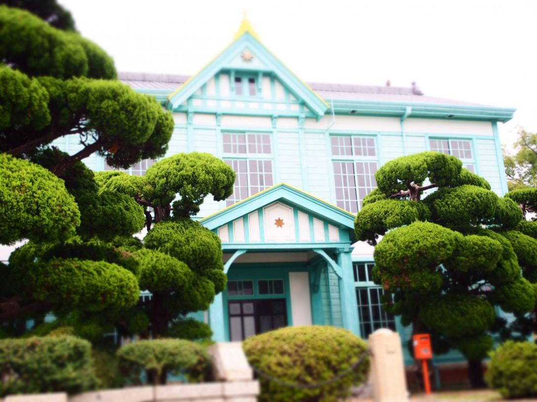 香川県三豊市 粟島 粟島海洋記念館