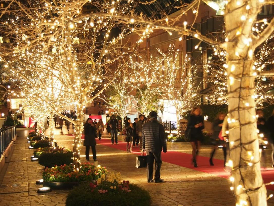 恵比寿ガーデンプレイス クリスマス・イルミネーション