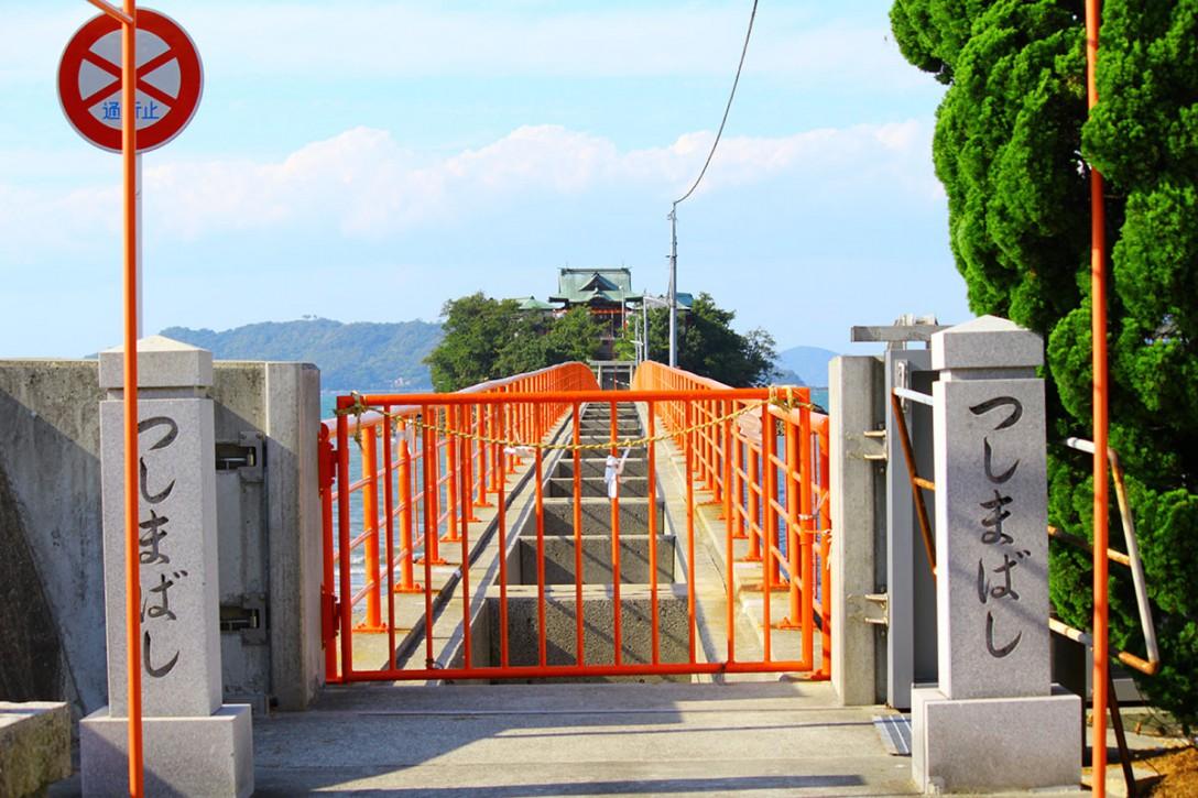 香川県三豊市 津嶋神社