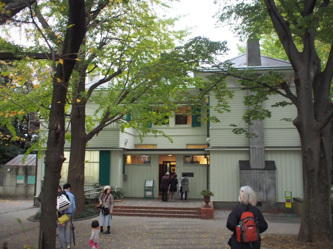 横浜の撮影スポット 山手洋館
