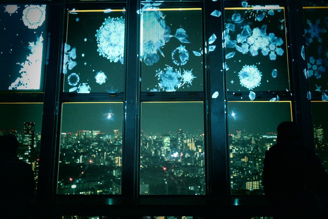 【初体験】東京タワーの展望台は宇宙と繋がっている!?