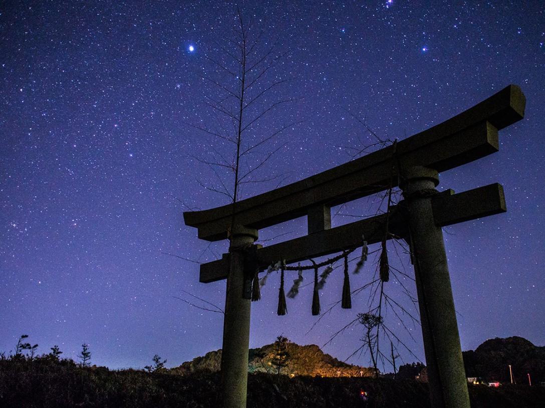 【流れ星】千葉の星空撮影スポット・九十九里浜で絶景撮影。