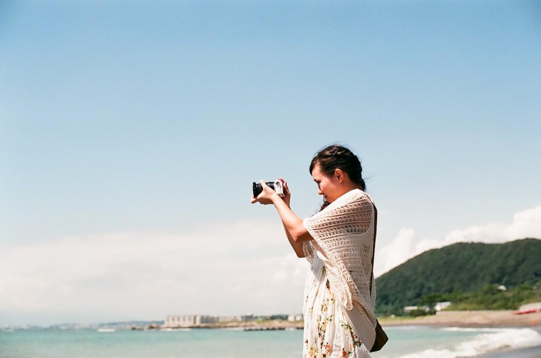 葉山の魅力にホレ込む女子旅