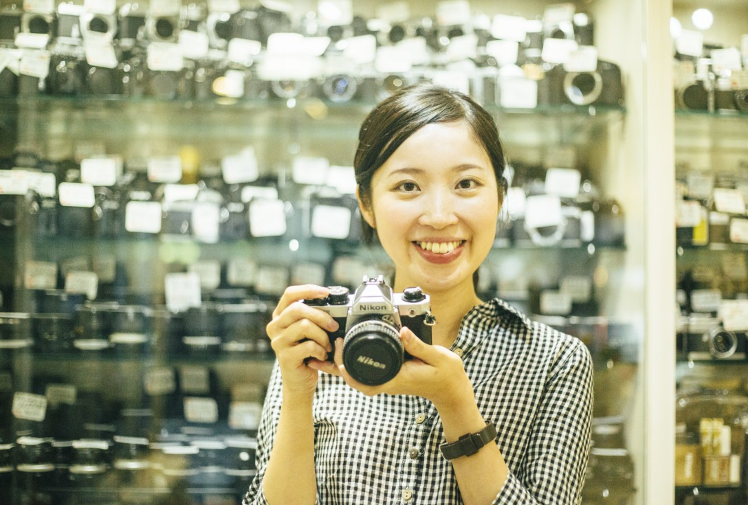 「カメラ女子の夢叶えます project」の夢を叶えに行ってきました!