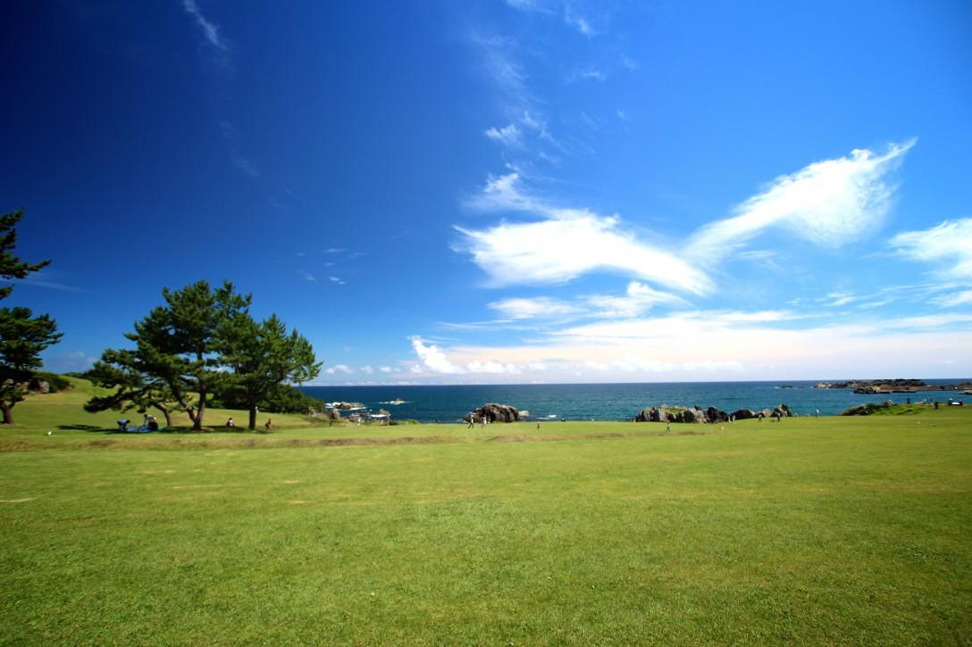 【青森県】自然の魅力が沢山!海の撮影スポット種差海岸