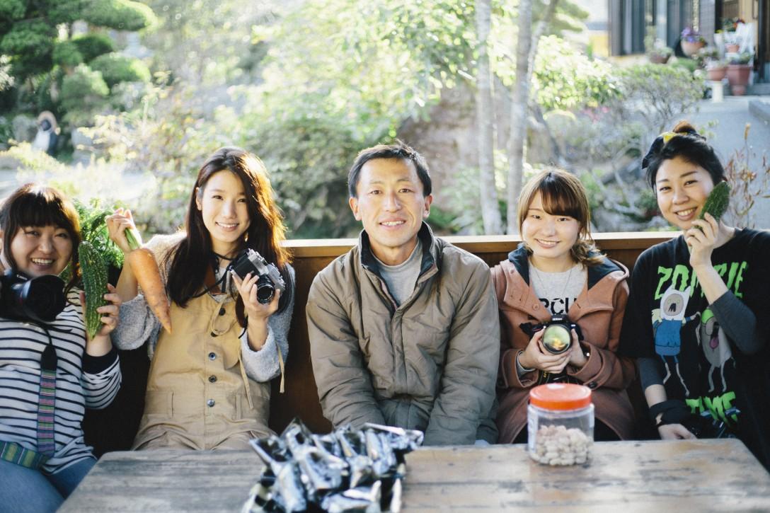 千葉県・東金市で農業体験にいってきた!