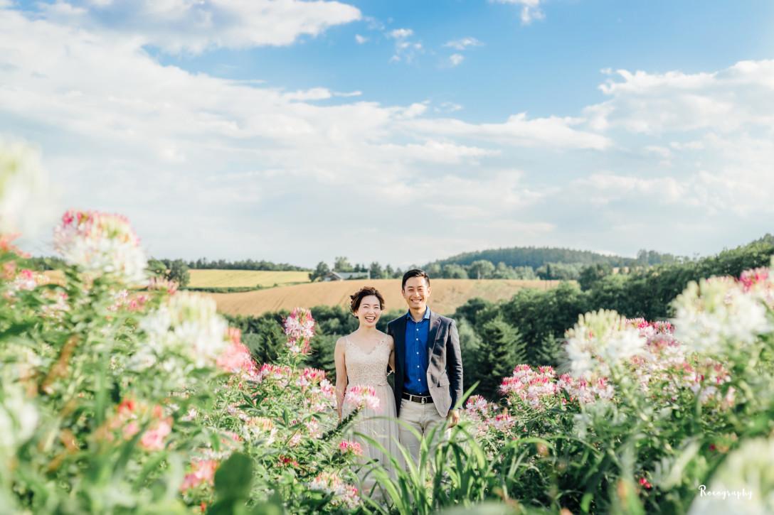 結婚写真「彩づつみ展」
