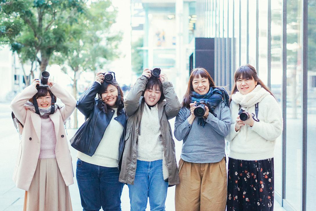 ソニーストア 名古屋で大盛り上がり!おしゃれポートレート撮影会レポ