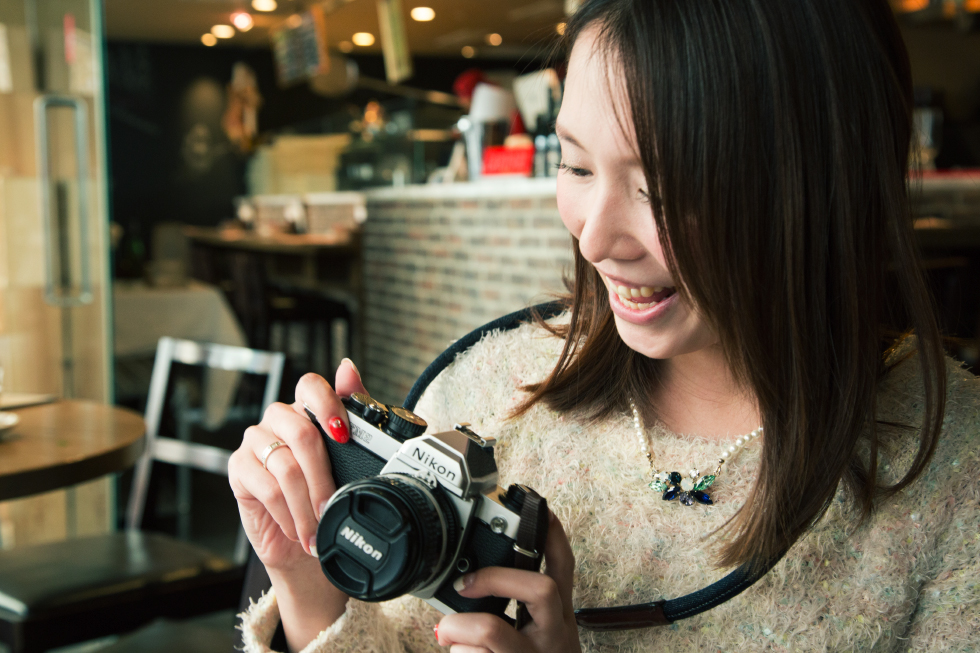 カメラ女子Chihiroさんの写真
