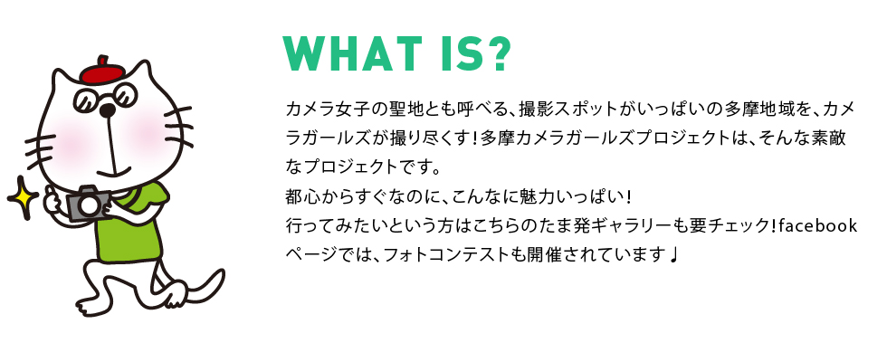 WHAT IS?