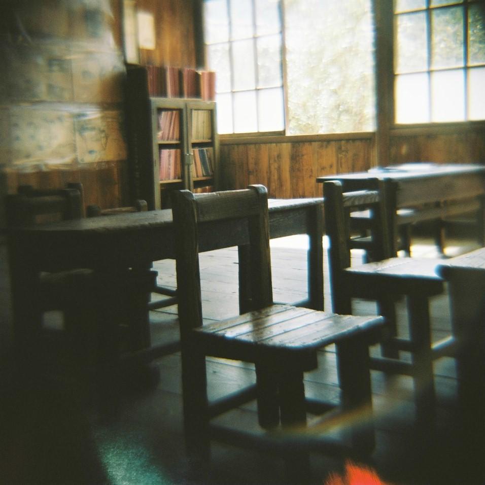 Diana F+ Diary「小学校」