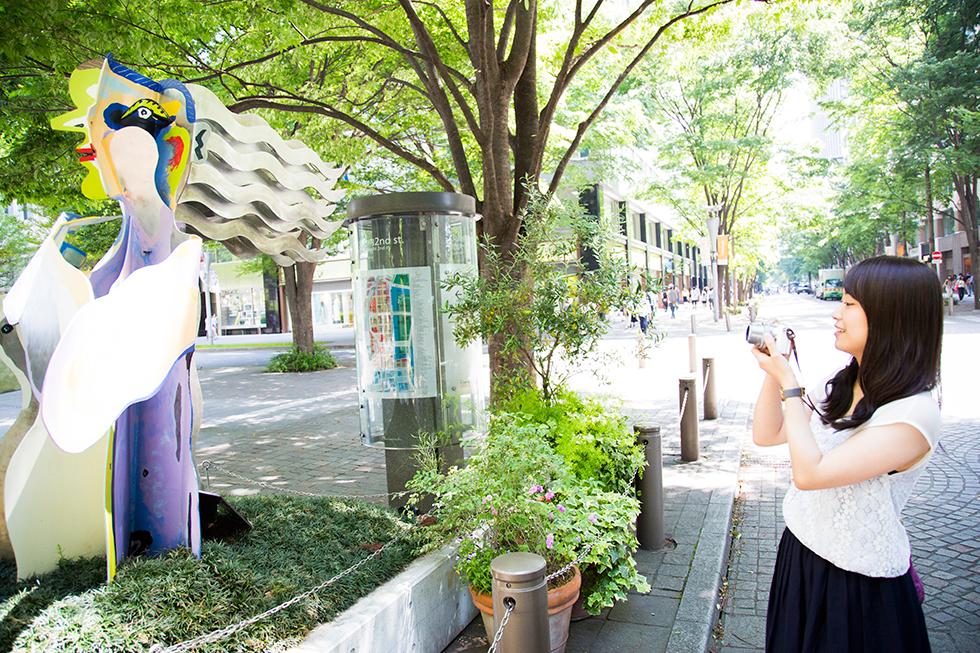 カメラ女子Yuiさんの写真
