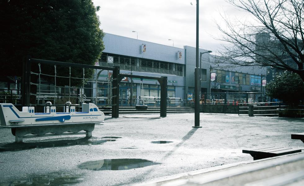 撮影スポット・仙川