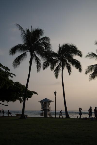 Hawaii、ビーチ、D5500
