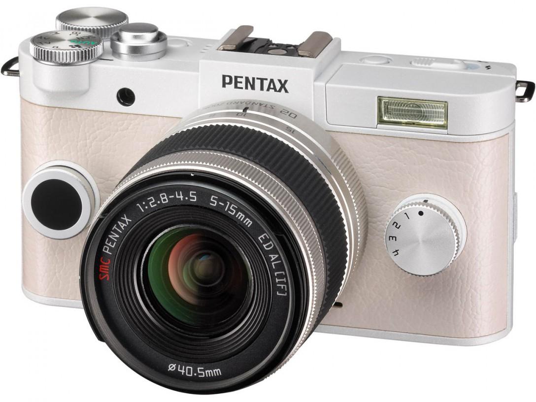 PENTAX Q-S1 ズームレンズキット