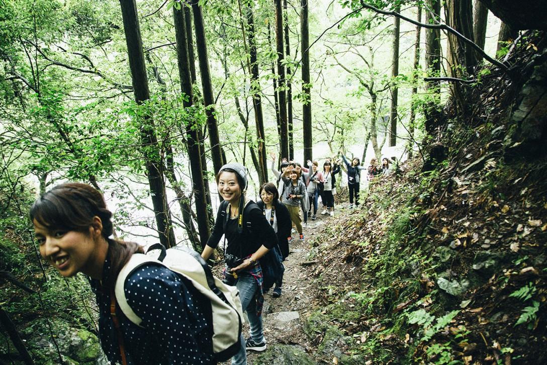 奥多摩ウォーキングトレイルで、秋の撮影散歩♪
