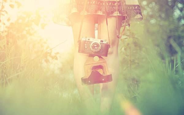 見た目重視♡カメラ女子に人気のかわいいカメラ《5選》