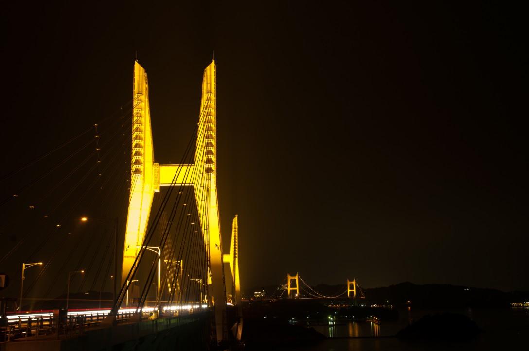 香川県坂出市 橋の上から撮影 (12)