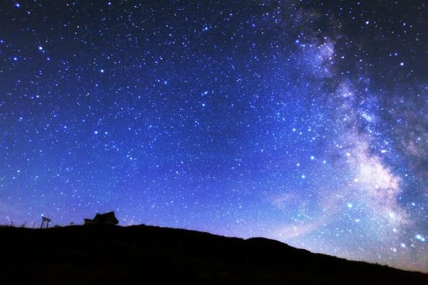 宮城県 蔵王の星空