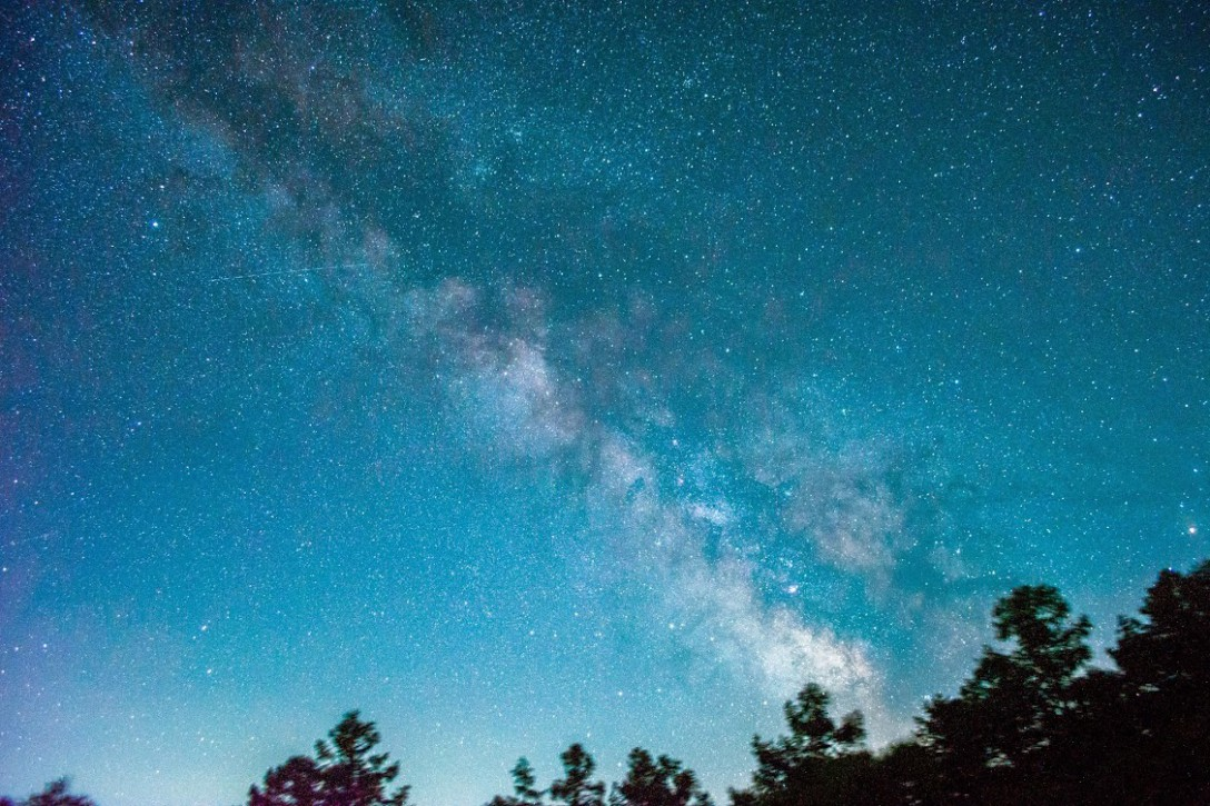 栃木県 奥日光の星空