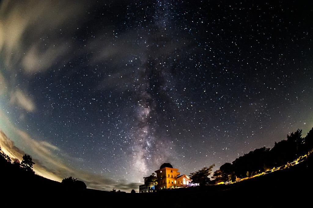 兵庫県 西はりま天文台公園の星空