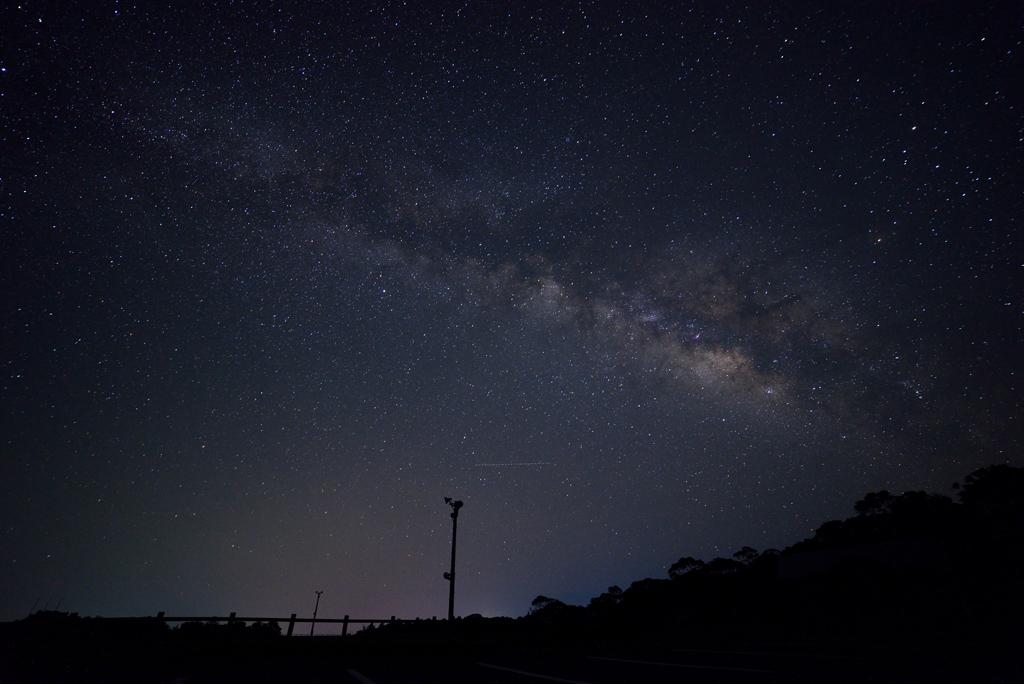 沖縄県 屋久島の星空