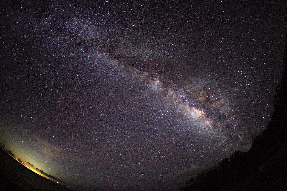沖縄県 久米島の星空