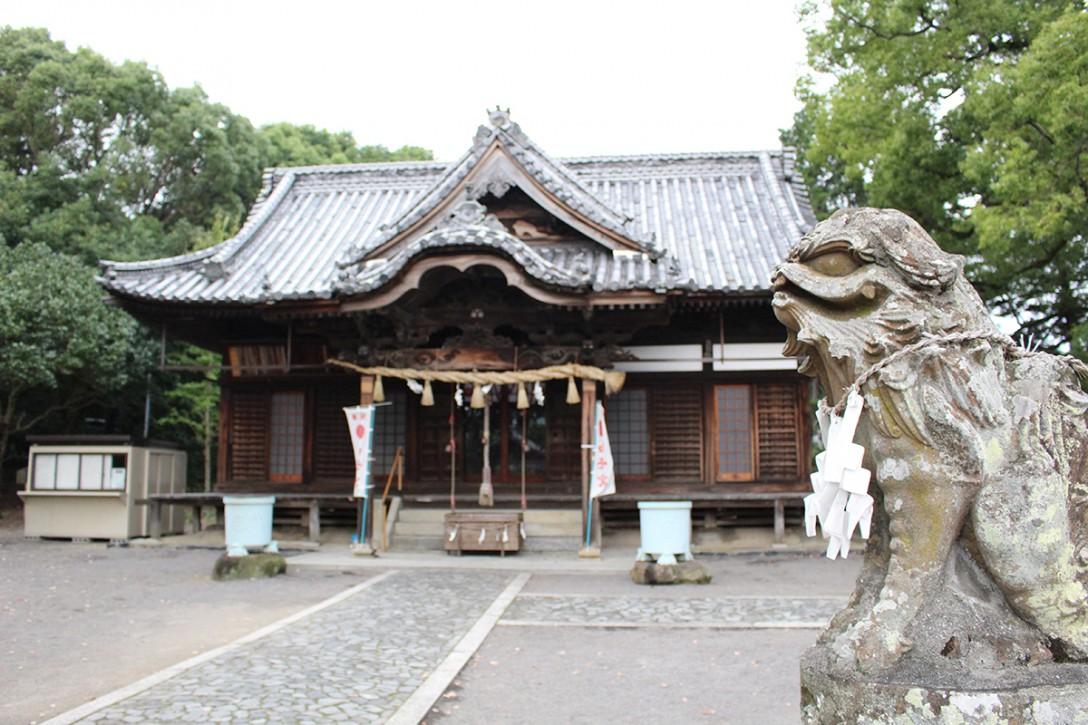 香川県坂出市 天皇寺