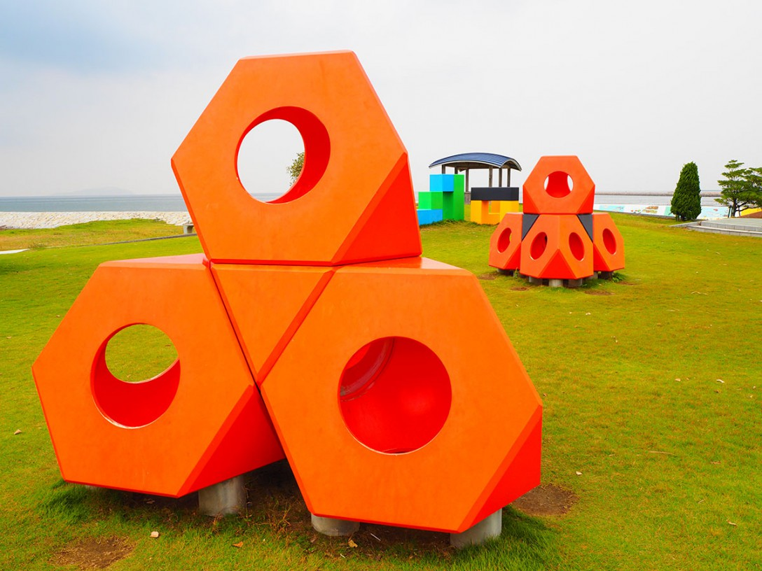 香川県観音寺市 一の宮公園