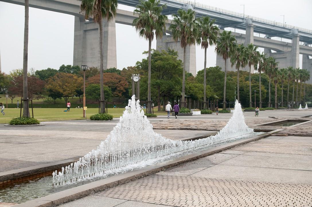 香川県坂出市 瀬戸大橋記念公園