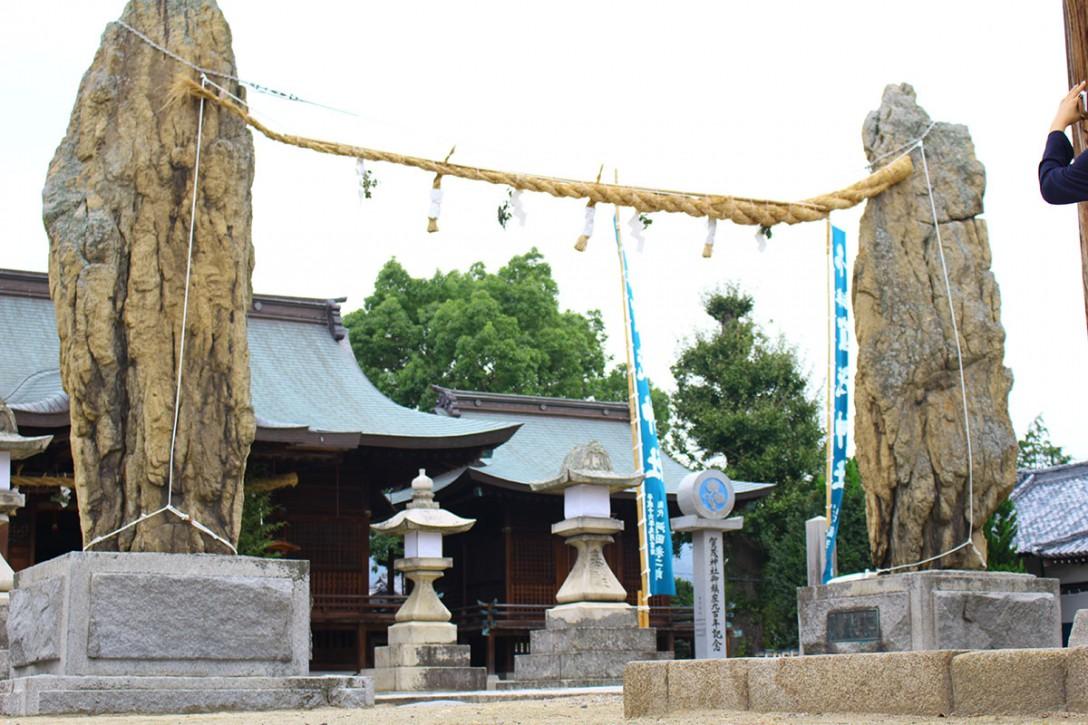 香川県三豊市 賀茂神社