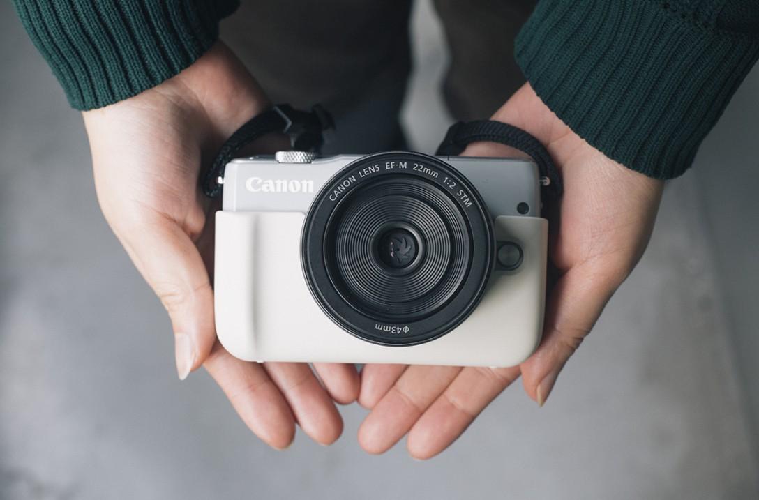 【レビュー】女子即買いのミラーレスカメラ!キヤノン EOS M10が色々とすごすぎる。