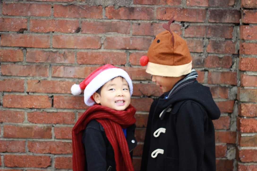 横浜のクリスマスイブ