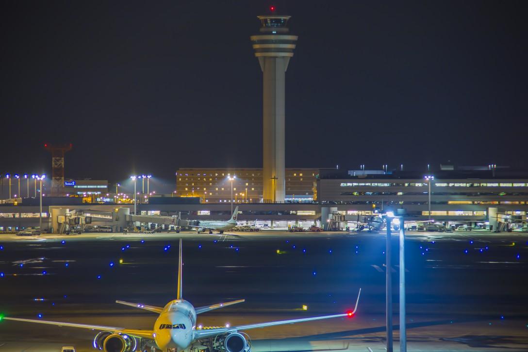 今一番オススメしたい撮影スポット羽田空港!