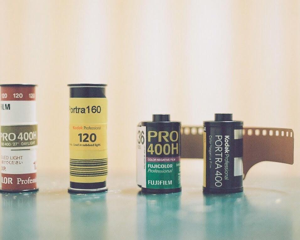 フィルムカメラを楽しもう!vol.5 〜色々なフィルムを楽しもう♩ コダック編