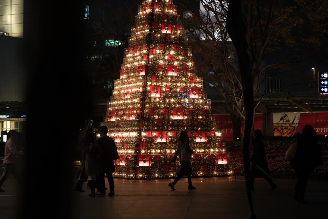 クリスマスイルミネーション2016